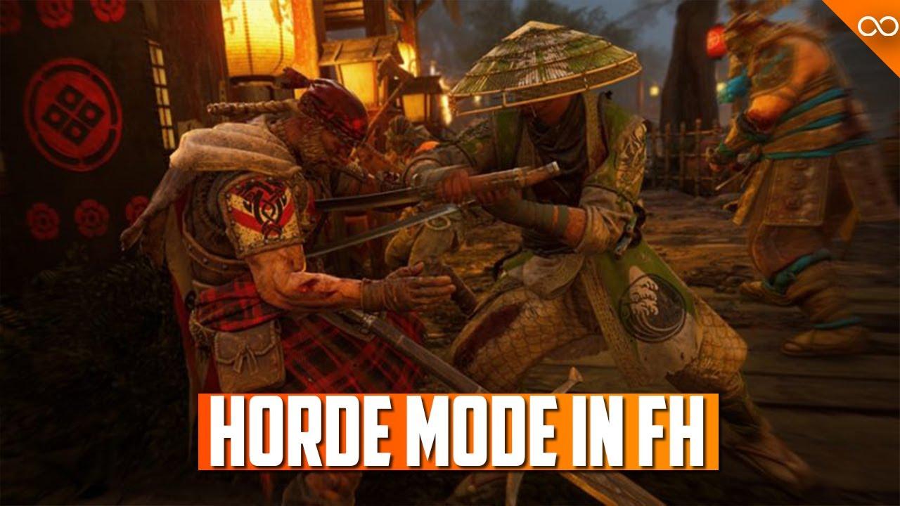 Horde mode - Mt Ignis - Second Wind - Revenge pt3 - Warriors vs Characters