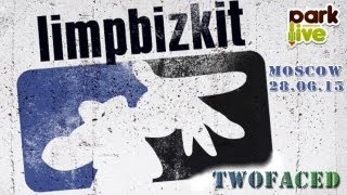 Limp Bizkit Park Live Moscow 2013, By Fan's Eyes - Глазами Фаната
