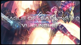 [ITA-GUIDA] VI VS KAYN - VI JUNGLE - League Of Legends