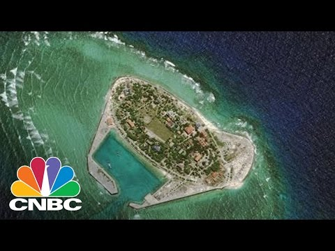 Vietnam Arms Its Islands In South China Sea: Bottom Line | CNBC