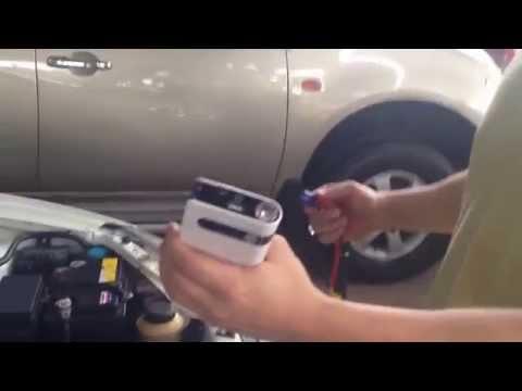 รีวิว power bank โวเคโน่ พาวเวอร์แบงค์ที่ช่วยรถแบตหมดได้