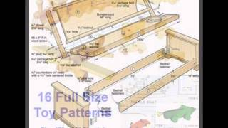 Free Outdoor Furniture Plans - Blanket Chest Plans