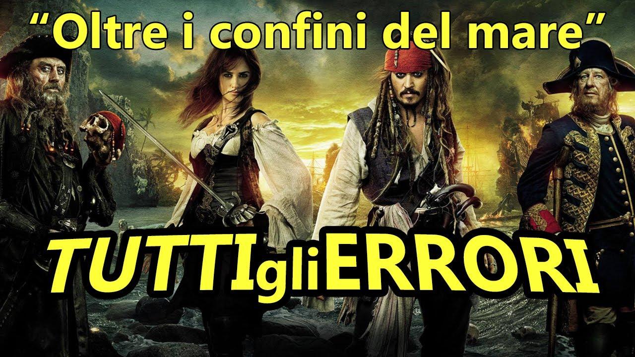 Tutti Gli Errori Di Pirati Dei Caraibi 4 In 20 Minuti