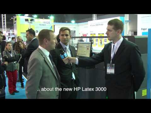 FESPA Eurasia 2013: Day 1 highlights