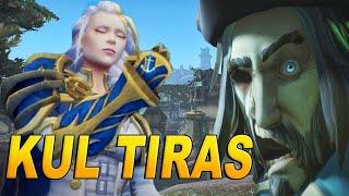 The Story of Kul Tiras - Past, Present, Future [Lore]