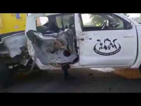 Cuatro muertos en la México-Querétaro