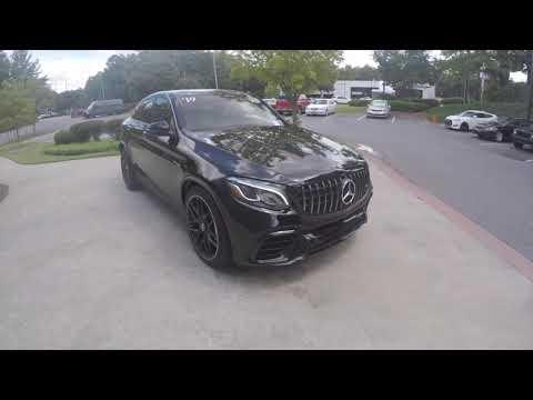 Certified 2019 Mercedes-Benz GLC Atlanta GA Sandy Springs, GA #U15234