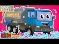 Petrol Tank | car wash song | cartoon trucks for kids