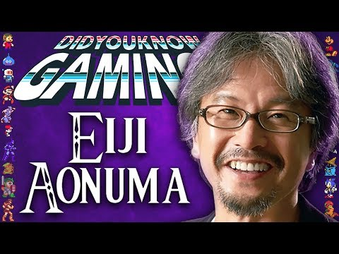 Eiji Aonuma: Reinventing Zelda to Breath of the Wild - Did You Know Gaming Ft. Furst