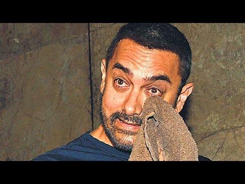 Aamir Khan cried After Watching