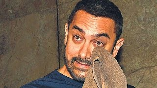 "Aamir Khan cried After Watching ""Bajrangi Bhaijaan"" Movie/Film Special Screening"