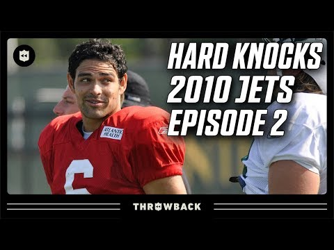 Pressure Mounts Heading into Preseason Week 1! | 2010 Jets Hard Knocks Episode 2