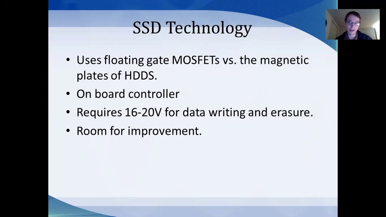 Floating Gate Mosfet Technology Inside Ssds Youtube Transistor Logic And Animation