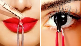 38 TOTALLY INSANE MAKEUP HACKS