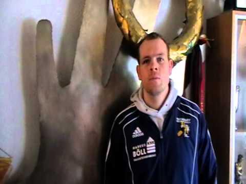 Interview mit Alex Hug zum Spiel in Aachen