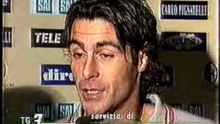 Promozione Torino Calcio Torino-Cosenza 2-1 Giugno 2001 Cimminelli Camolese Romero