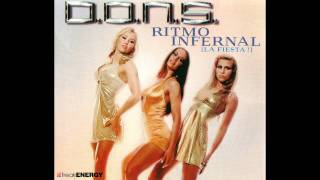 D.O.N.S. - Ritmo Infernal ( La Fiesta ! ) [Radio Version]