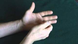 Stress Relief Exercises - Pressure points