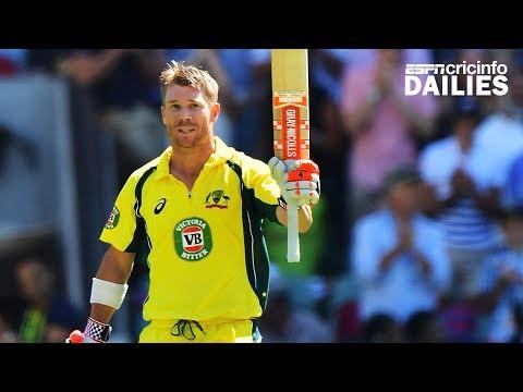 Dailies: David Warner's hundred in ODI no. 100