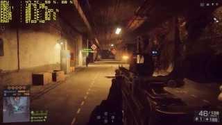 Battlefield 4 Test Online Perdiendo por que soy NOOB /GTX 960 + INTEL I3 4150 3.5 GHZ