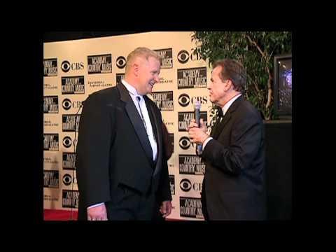 Dick Clark Interviews Brad Paisley - ACM Awards 2000