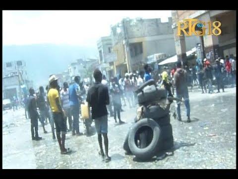 Port-au-Prince sous tension
