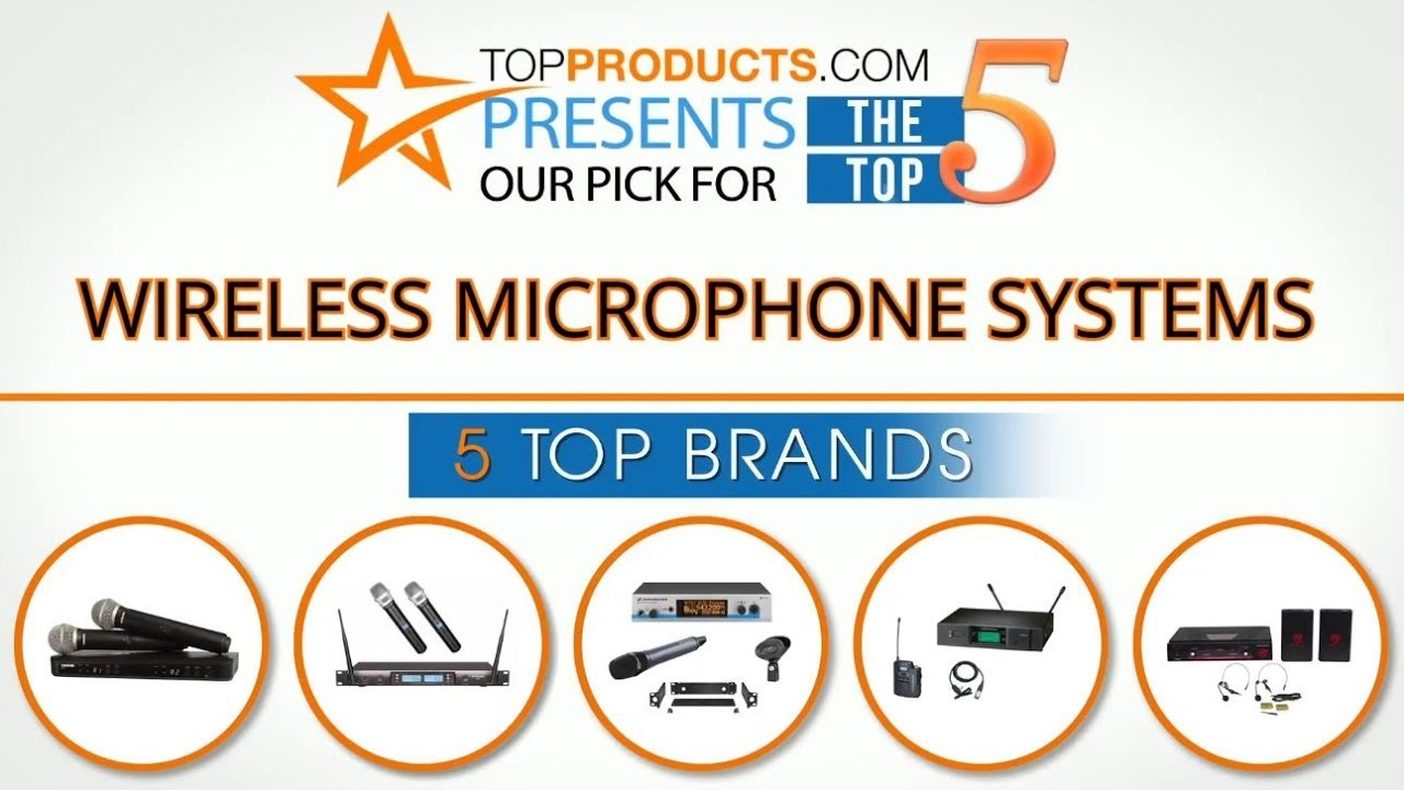 How to Choose a Wireless Microphone System How to Choose a Wireless Microphone System new photo