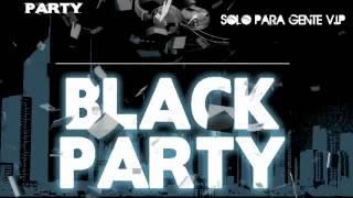 BLACK PARTY CD MANUEL DOBLADO GTO. Sábado 25 de AGOSTO