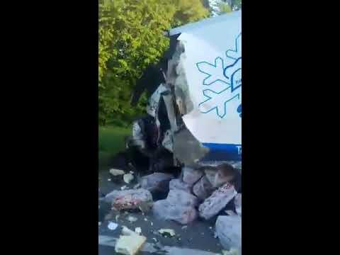 Троє молодих людей загинули у ДТП на трасі Київ-Чоп