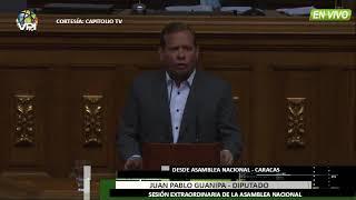 Venezuela - Asamblea Nacional respaldó sentencia del TSJ en el exilio - VPItv