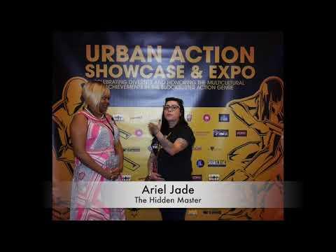 Visionary Minds Presents: Ariel Jade- The Hidden Master