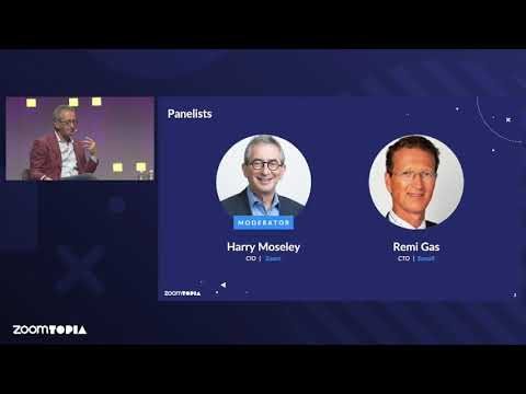 Fireside Chat: How Sanofi Uses Zoom to Unleash the Power of Communication
