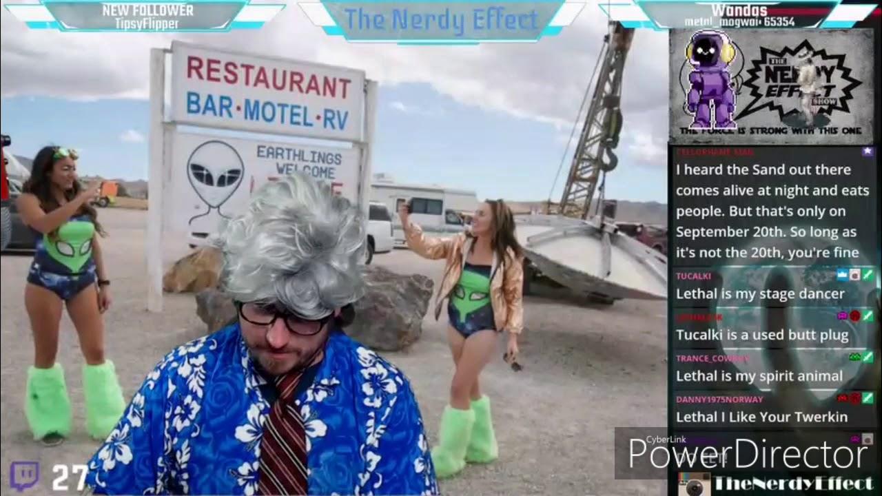 The Nerdyeffect 6 0 Episode 44 Area 51 Day Men In Black Theme