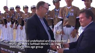 WBSC U-18 Men's Softball World Cup 2020 - Tournament Review