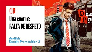 Vídeo Deadly Premonition 2: A Blessing in Disguise