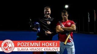 Naše Áčka - Slavia Hradec Králové - Pozemní hokej