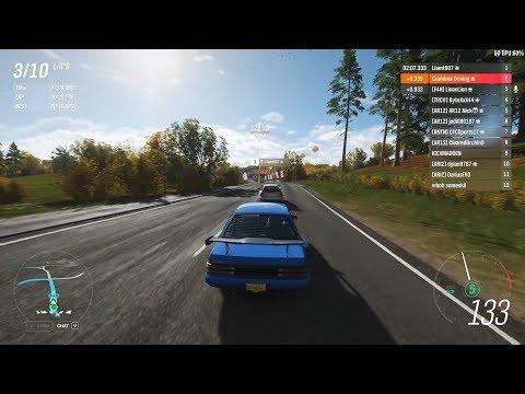 Forza Horizon 4 - Budget 1515HP HDT VK Commodore | AR12's ElgatoGaming Race 4 PoV thumbnail