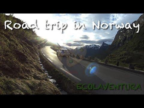 Road trip in Norway - ERASMUSStudent