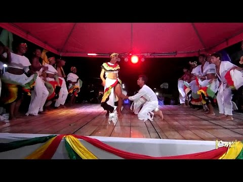 Ballet Regional Costa Caribe - Sing Simon / Mayaya