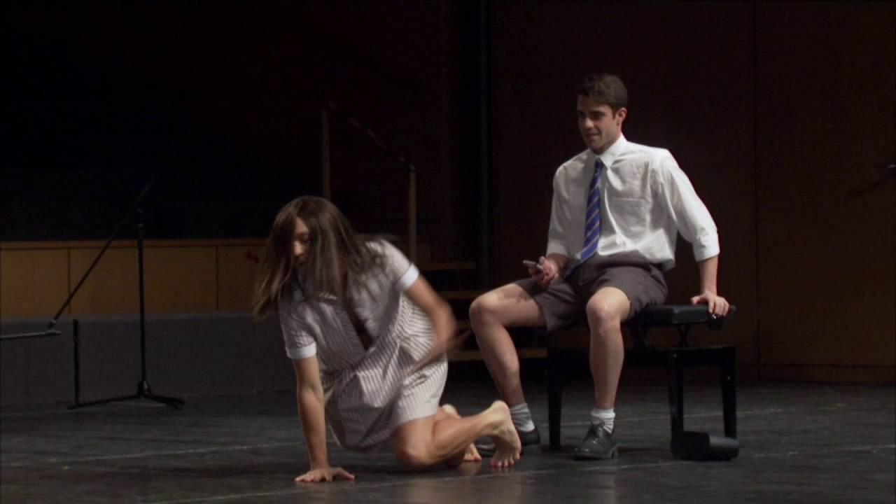 Jamie Escuela Privada Deleted Scene Girl - Dance For-2293