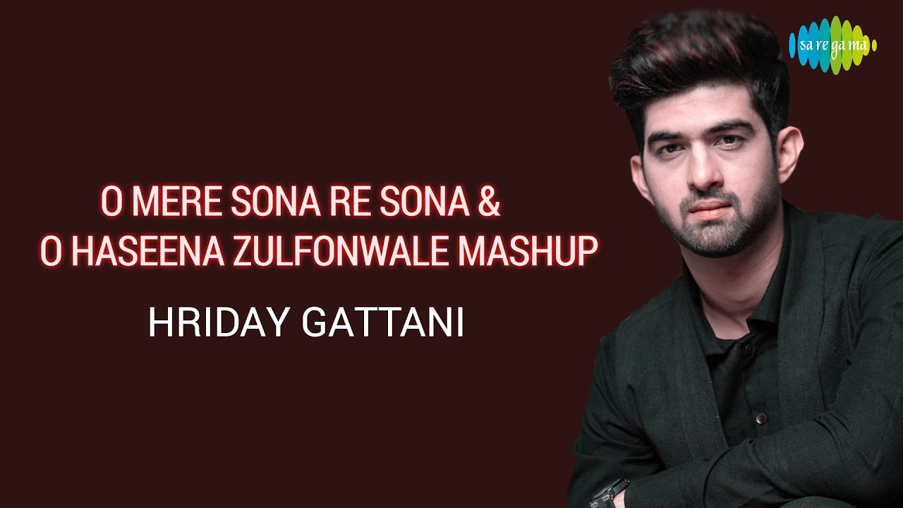 O Mere Sonaa Re & O Haseena Zulfonwale | Retro Mashup | Hriday Gattani