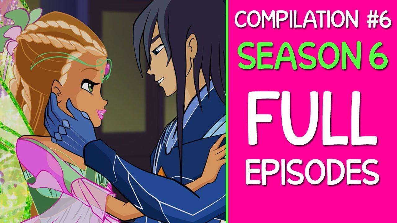 Download Winx Club - Season 6 Full Episodes [16-17-18]