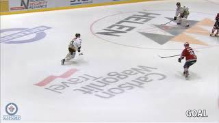 Kristian Vesalainen 1G 1A vs HIFK | Apr 5 2018