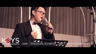 Kasmaran - Jaz (cover by KEYS Wedding Entertainment Jakarta)