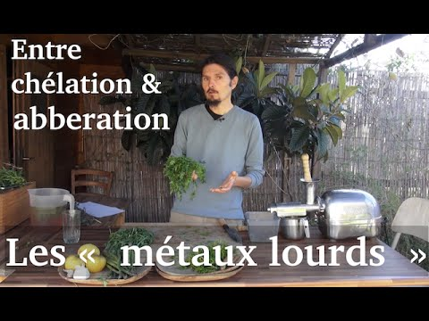 Métaux lourds, entre chélation et aberration - le jus du mercure ! - www.regenere.org