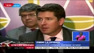 KTN Leo Full Bulletin 13th November 2015