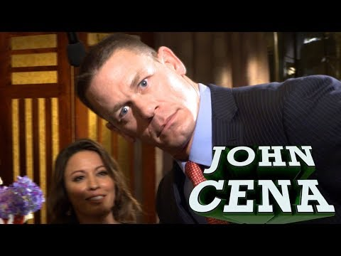 John Cena Blocks All of Our Blockers Interviews