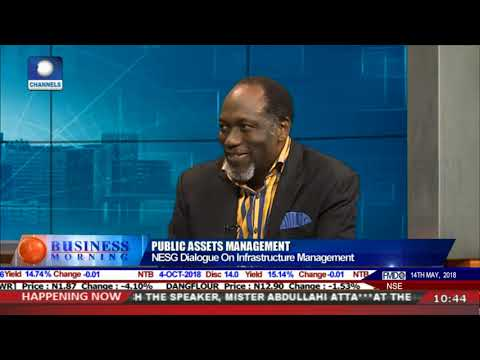 Ayeye Dissects Facilities Mgt & Nat'l Economic Growth Pt.2 |Business Morning|