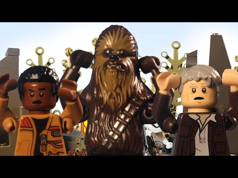 LEGO STAR WARS The Force Awakens Trailer