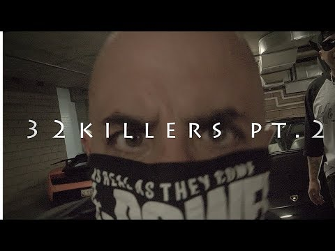 Pranx Crazy Boy - 32Killers Feat.Rider32 (Official Music Video)